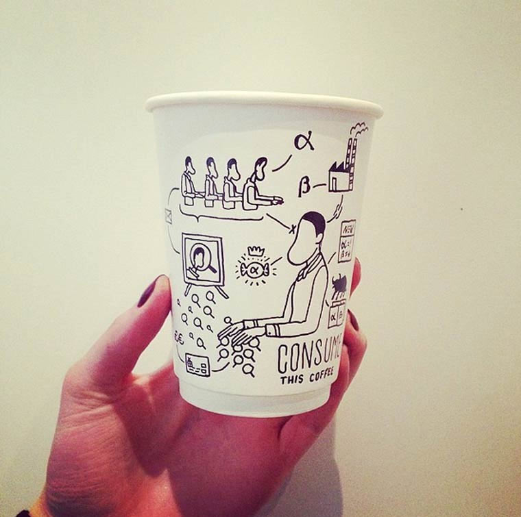 Kaffeebecher-Illustrationen luftaffe_06