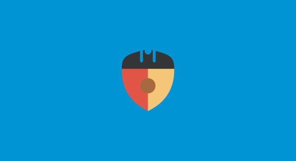 Minimalistische Logos von Fußballvereinen minimal_football_10