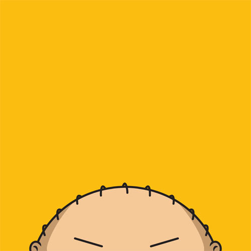 Illustration: Glatzen der Popkultur notorious_baldies_08
