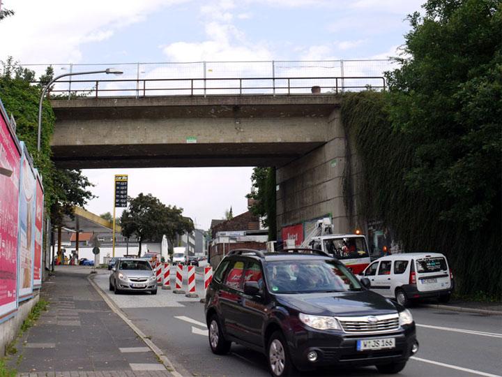 LEGO-Verkehrsbrücke LEGO_Bruecke_02