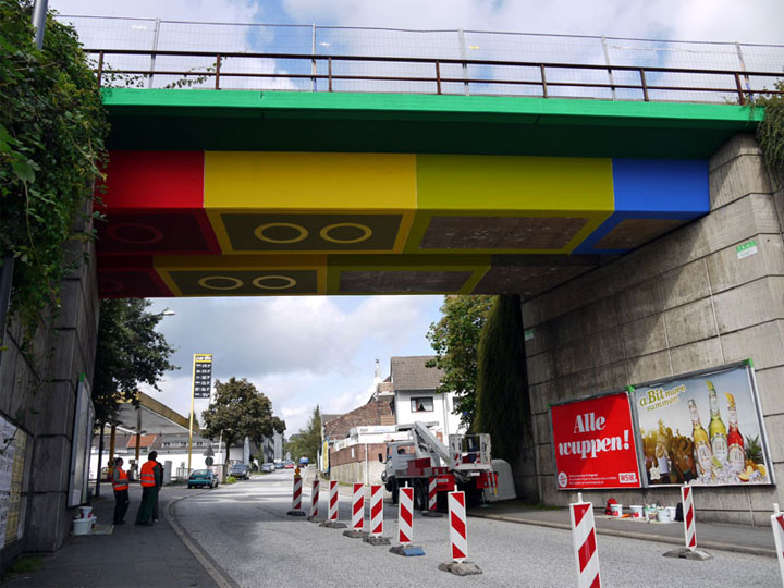 LEGO-Verkehrsbrücke LEGO_Bruecke_04