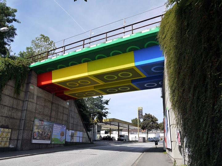 LEGO-Verkehrsbrücke LEGO_Bruecke_06