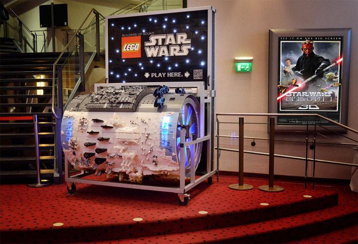 20.000 LEGO-Steine spielen Star Wars Theme LEGO_Starwars_Drehorgel_02