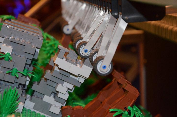 20.000 LEGO-Steine spielen Star Wars Theme LEGO_Starwars_Drehorgel_04