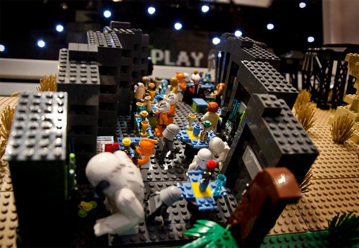 20.000 LEGO-Steine spielen Star Wars Theme LEGO_Starwars_Drehorgel_05