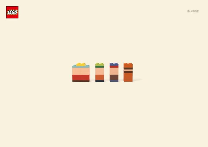 LEGO Imagine Campaign