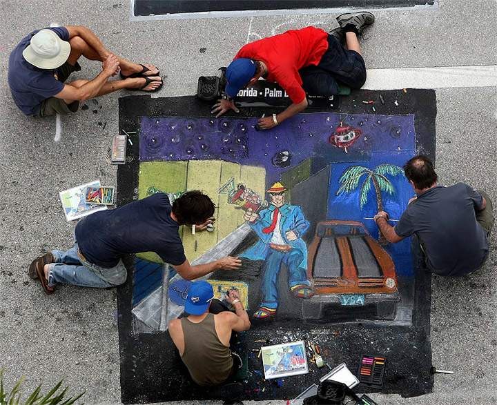 Lake Worth's Street Painting Festival 2012 Lake_Worth_streetpaintingfestival_2012_10