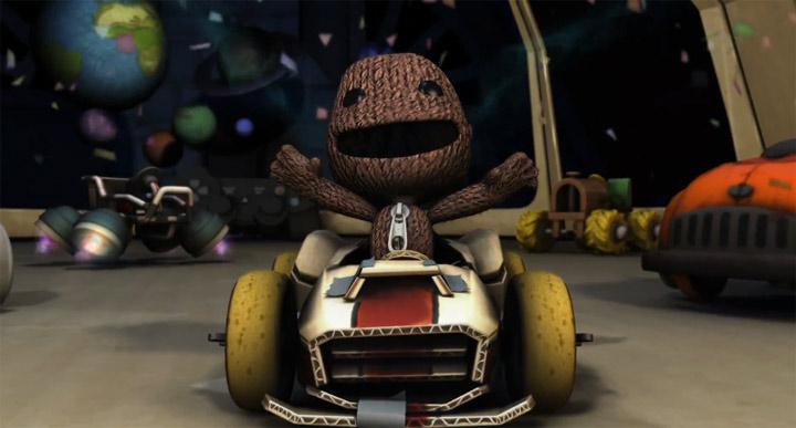 Trailer: LittleBigPlanet Karting LittleBigPlanet_Karting