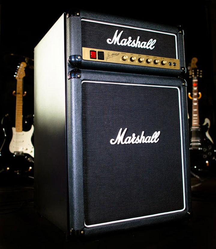 Der Marshall-Verstärker-Kühlschrank Marshall_cooler_02