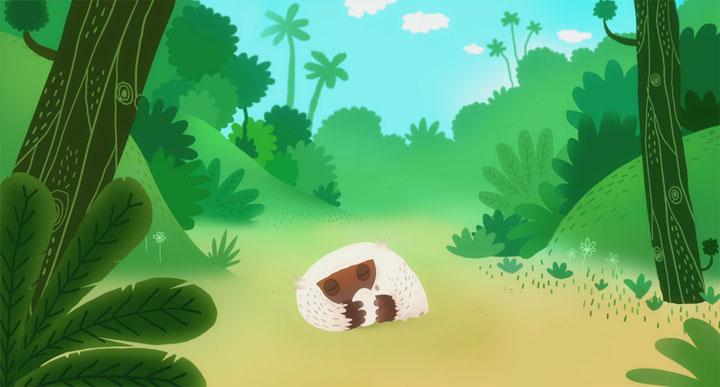 Sweet Animated Short: OZO
