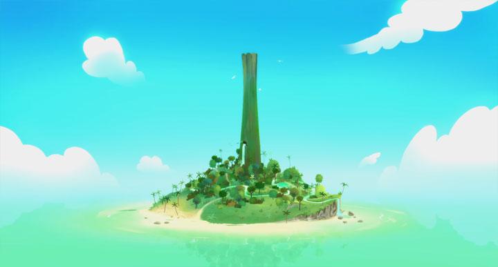 Sweet Animated Short: OZO OZO_02