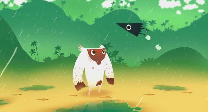 Sweet Animated Short: OZO OZO_03