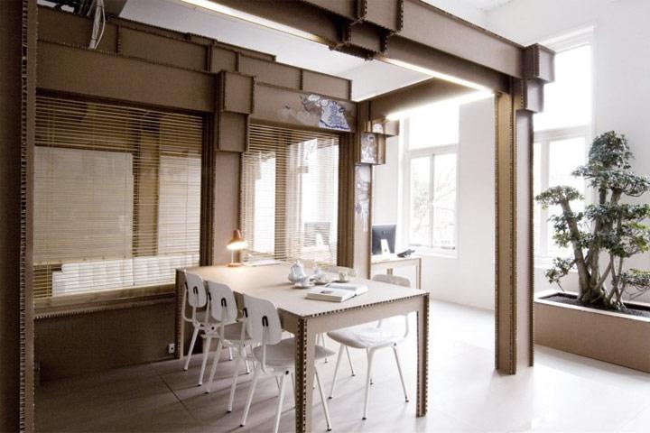 Ein Büro aus Pappe Pappbuero_04