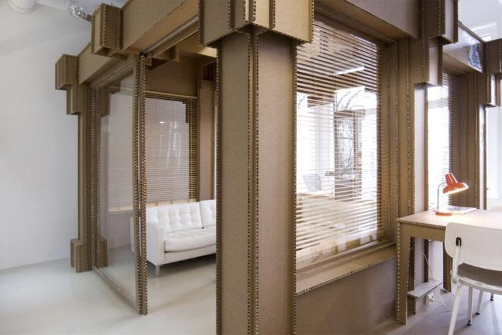 Ein Büro aus Pappe Pappbuero_05