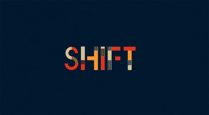Animations-Eyecandy: SHIFT