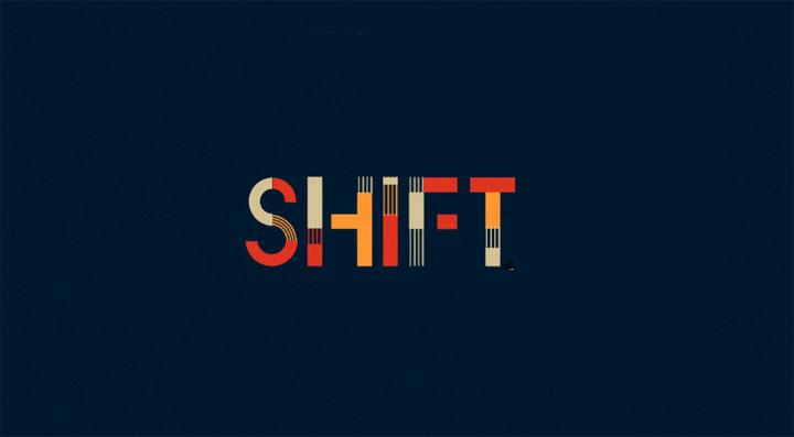 Animations-Eyecandy: SHIFT SHIFT_animation