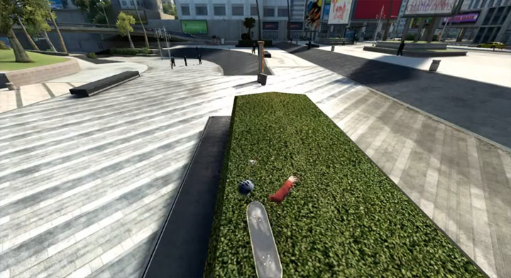 Skate 3: Glitches & Fun