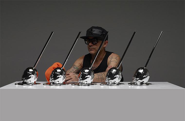 Skurrile Skulpturen von Jonathan Paul
