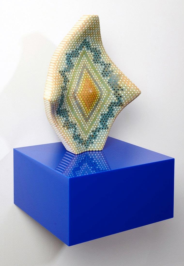 Buntstift-Skulpturen von Lionel Bawden Lionel_Bawden_03