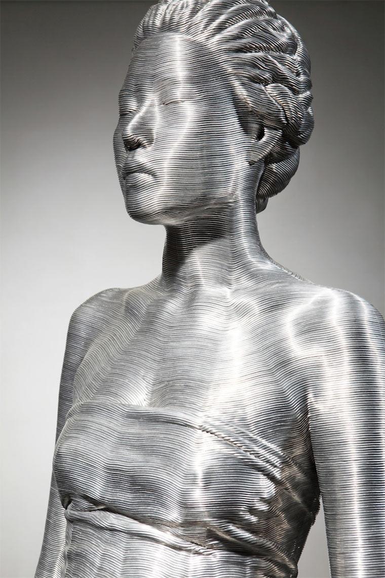 Aluminiumdrahtskulpturen von Seung Mo Park Seung-Mo-Park_07