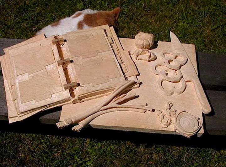 Hyperrealistische Skulpturen aus einem Stück Holz hyperrealistic_wood_sculptures_05