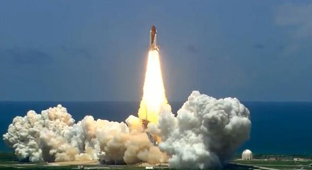 Space Shuttle Start