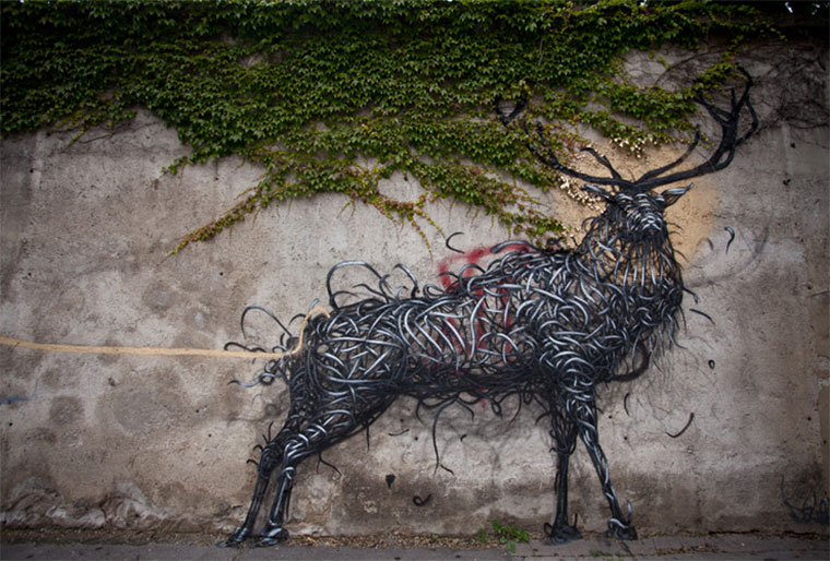 3D-Graffiti: DAleast