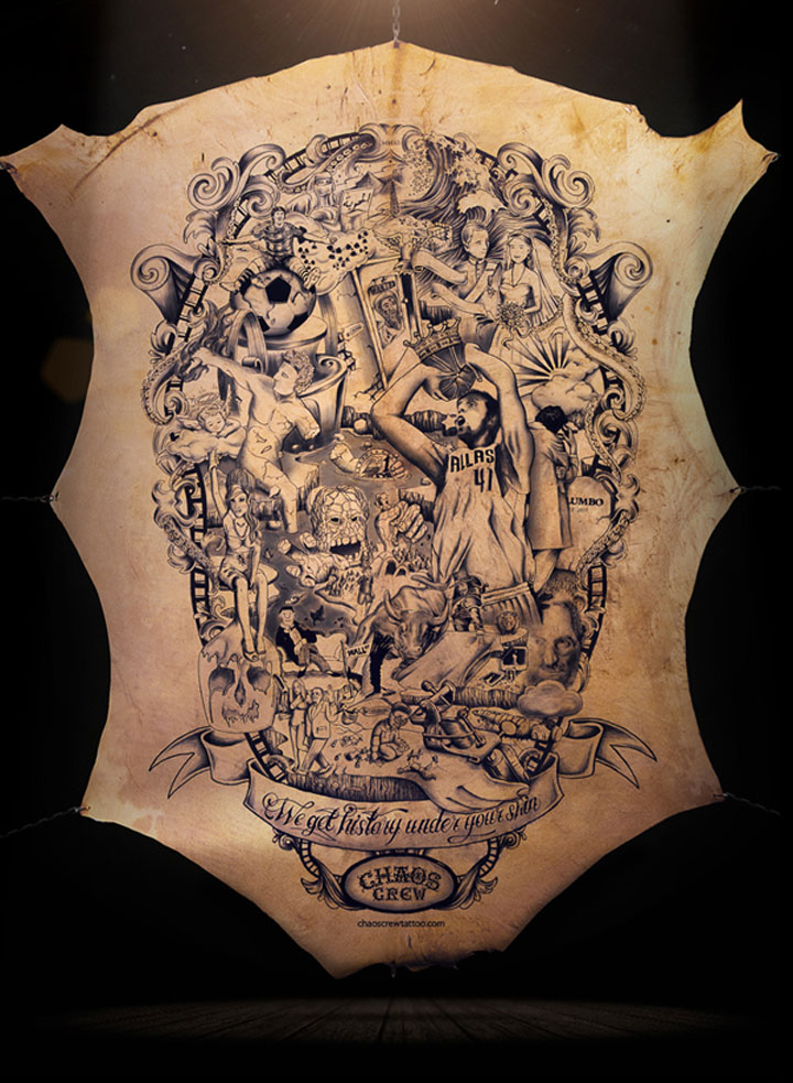 Das Tattoowierte Poster Tattooed_Poster_02
