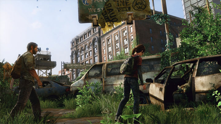 Trailer & Screens: The Last Of Us