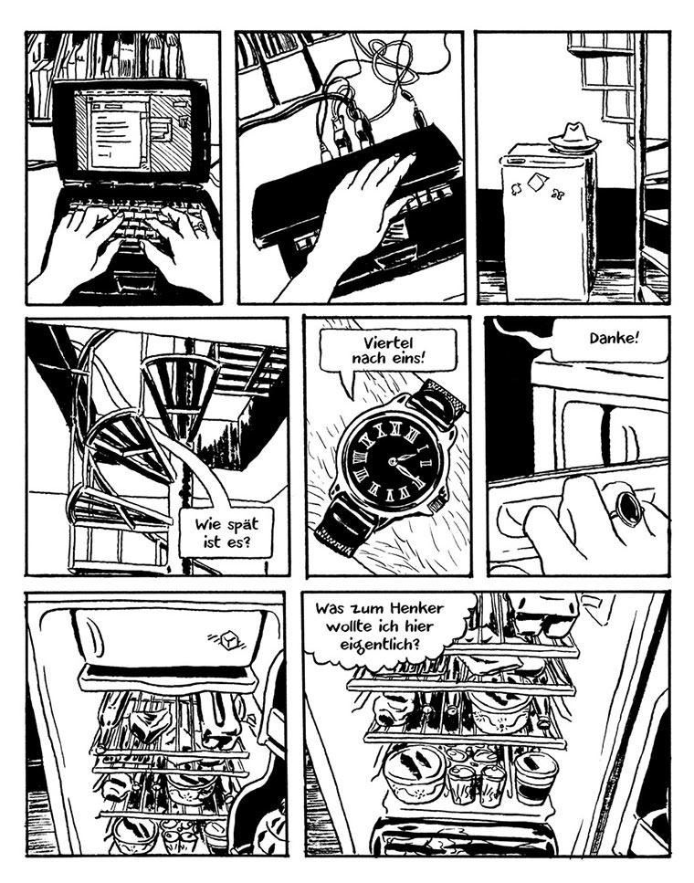 99 Arten eine Comic-Story zu erzählen 99_Stiluebungen_03