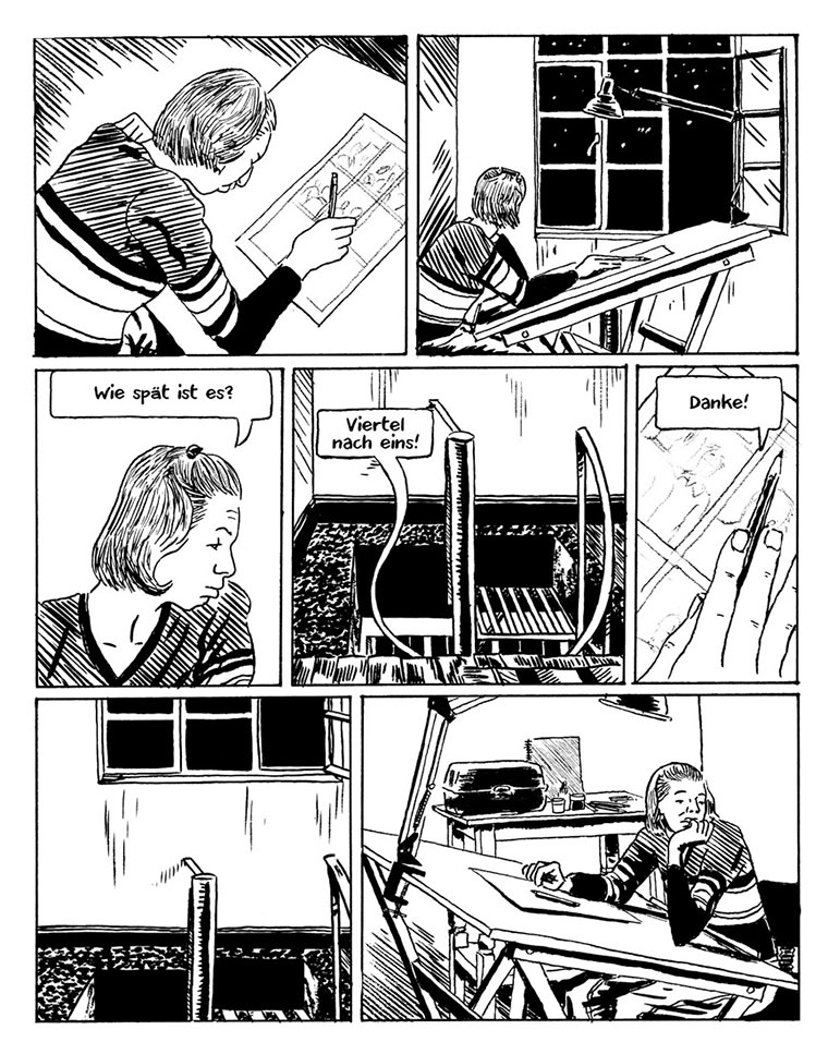 99 Arten eine Comic-Story zu erzählen 99_Stiluebungen_04
