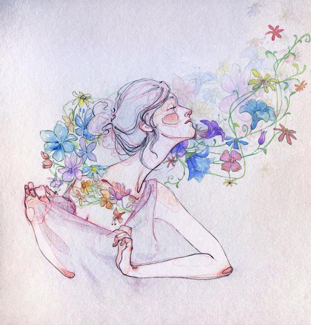 anatomische Zeichnungen: Adara Sanchez Adara_Sanchez_05