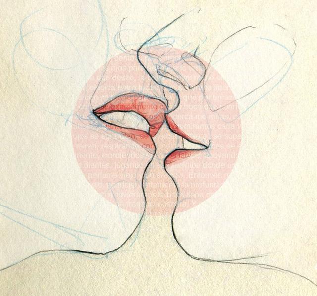 anatomische Zeichnungen: Adara Sanchez Adara_Sanchez_07