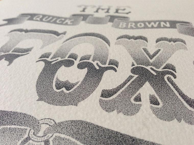 Beeindruckende Tintenpunkt-Typgrafien Casalta_Xavier_01