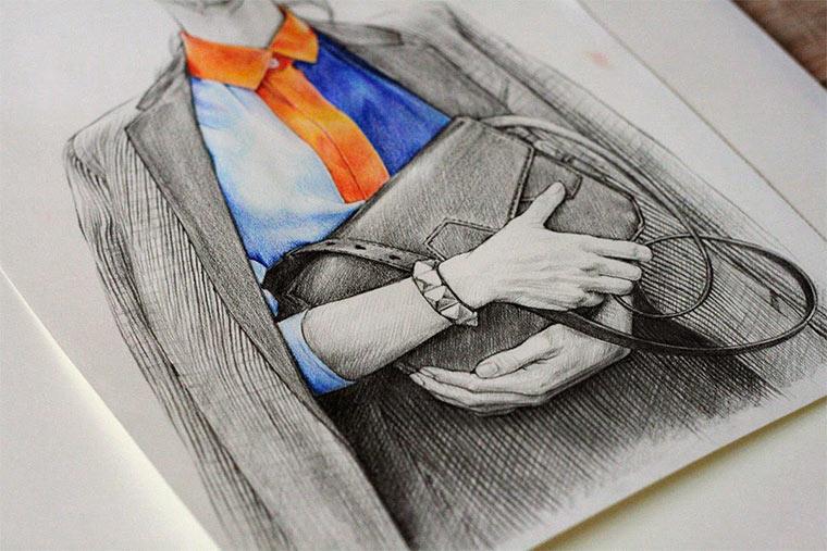 Zeichnungen: Nadia Coolrista Coolistra_02