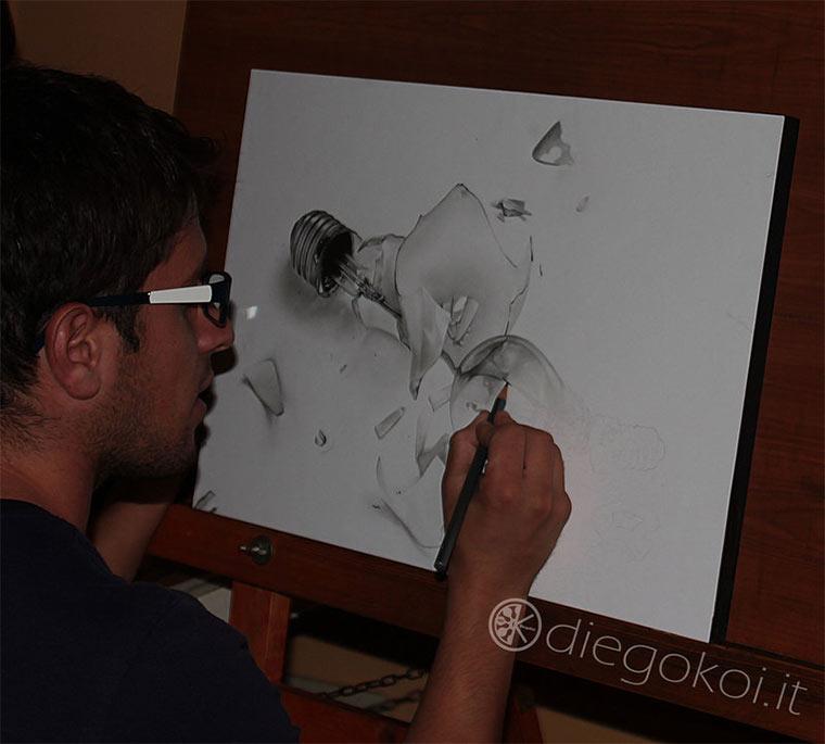 Ultrarealistische Zeichnungen: Diego Fazio Diego_Fazio_05
