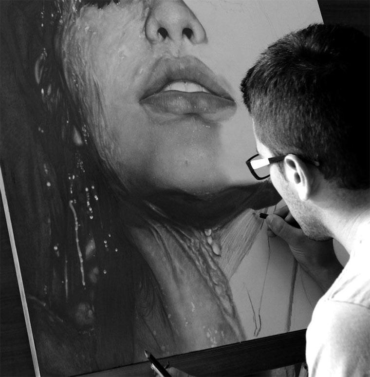 Ultrarealistische Zeichnungen: Diego Fazio Diego_Fazio_10