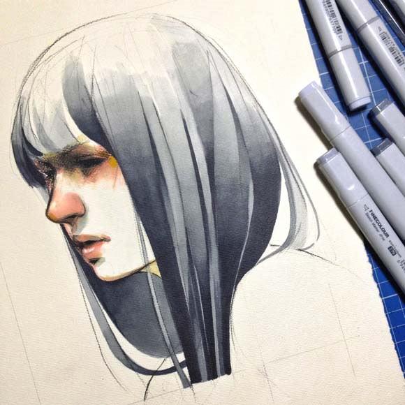 Zeichnungen von Elfandiary Elfandiary_04