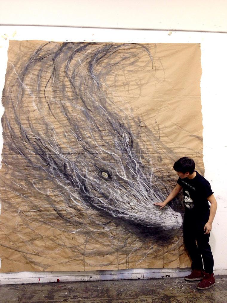 Tierische 3D-Zeichnungen Fiona_Tang_02
