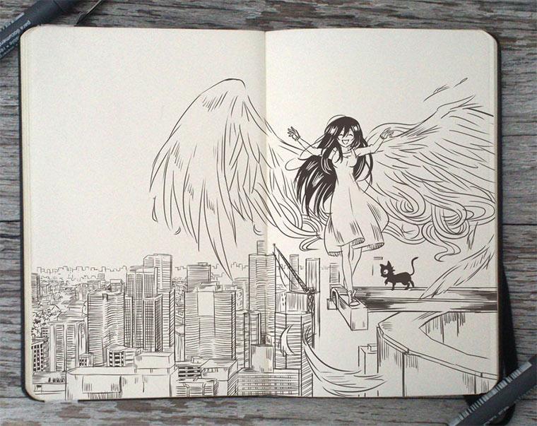 Jeden Tag eine gute Zeichnung Gabriel-Picolo_05