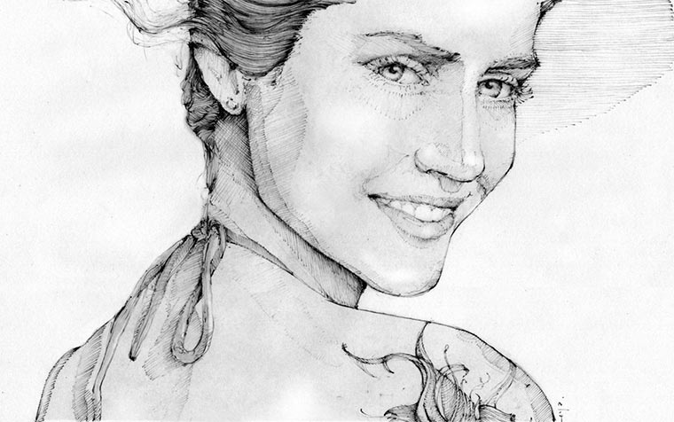 Zeichnungen: Graf n'Arq
