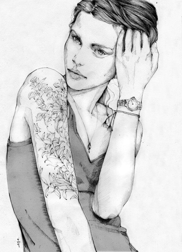 Zeichnungen: Graf n'Arq Graf_nArg_05