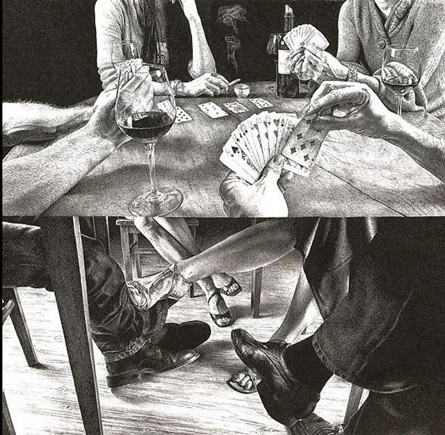 realistische Zeichnungen: Heikki Leis Heikki_Leis_04