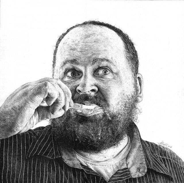 realistische Zeichnungen: Heikki Leis Heikki_Leis_07