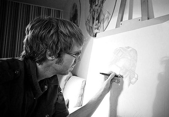 realistische Zeichnungen: Heikki Leis Heikki_Leis_16