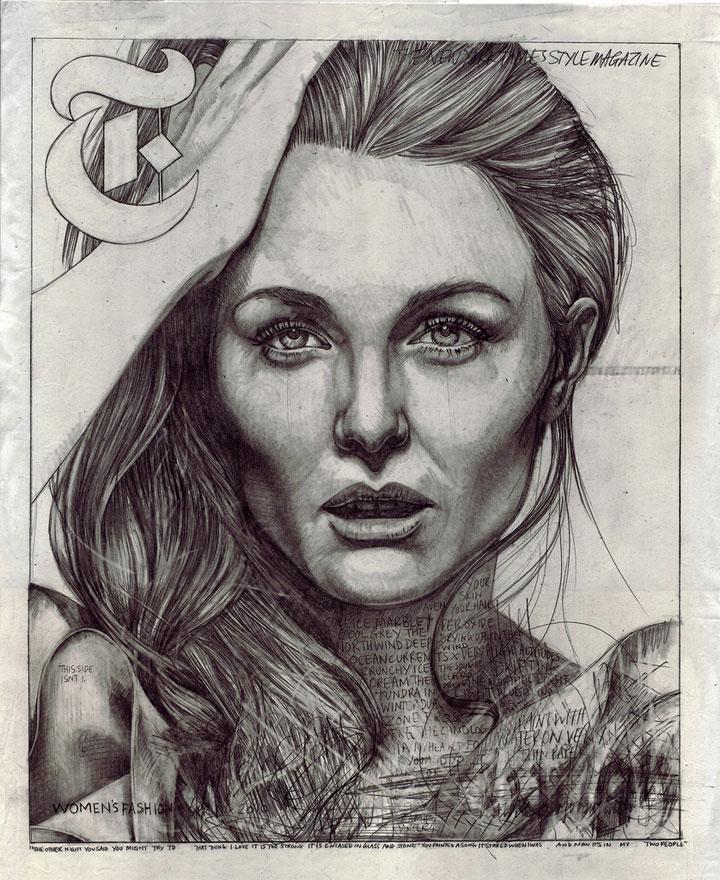 Zeichnungen: John Paul Thurlow