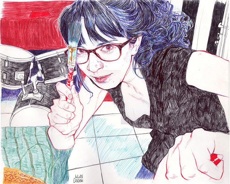 Zeichnungen: Julian Landini Julian_Landini_04