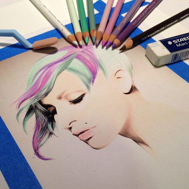 realistische Zeichnungen: Karla Mialynne Karla-Mialynne_05