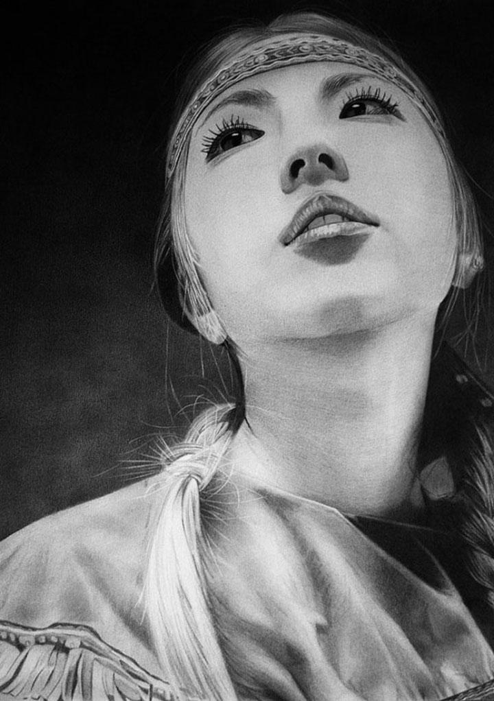 realistische Zeichnungen von Ken Lee Ken_Lee_06