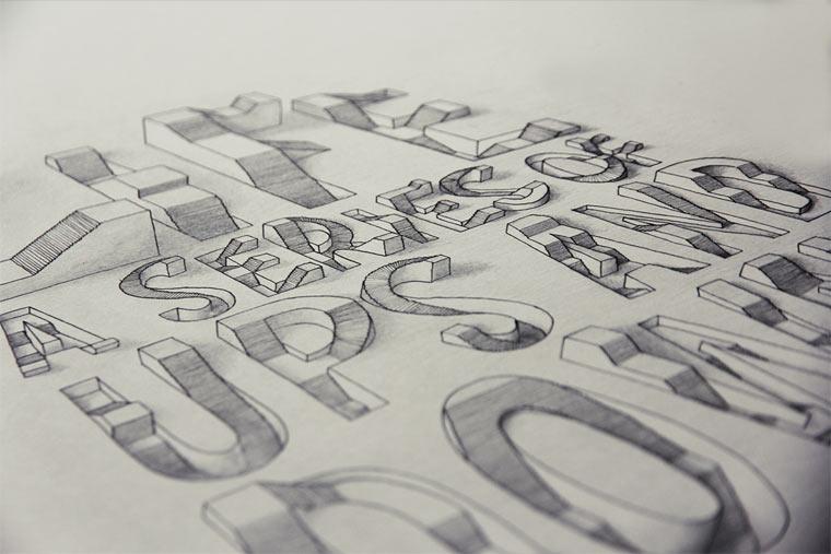 3D-Typografie von Lex Wilson Lex_Wilson_02